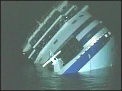 Sunk Ship